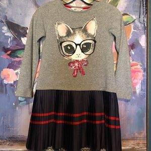H&M Grils' Cat Dress
